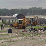 قوات الإحتلال الإسرائيلي تهدم عدة منازل في الأغوار وتشردأهلها