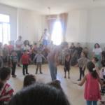 حملةالأغوار تشارك متضامني عرب الداخل والجولان بيوم ترفيهي لأطفالالأغوار