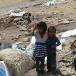 Children in Al Maleh