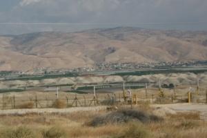 Terreni lungo il Giordano a cui possono accedere solo l'esercito e i coloni illegali