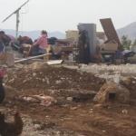 Ancora demolizioni di case nella Valle del Giordano