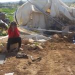 Ancora demolizioni nel nord della Valle del Giordano