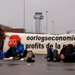Agrexco blockaded at Belgian airport