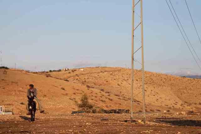 Al Maleh near an Ottoman house 12th November 2012