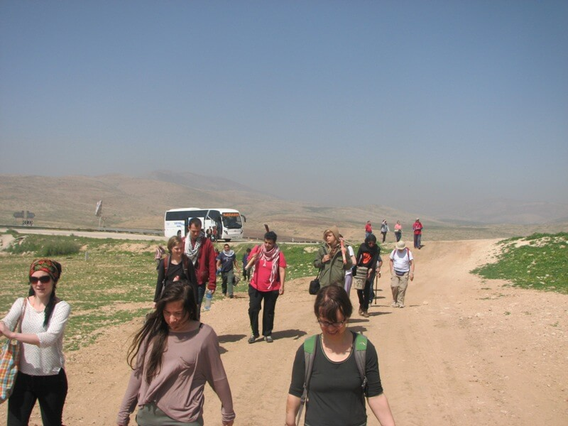 20March2014 Entrance to Samra village
