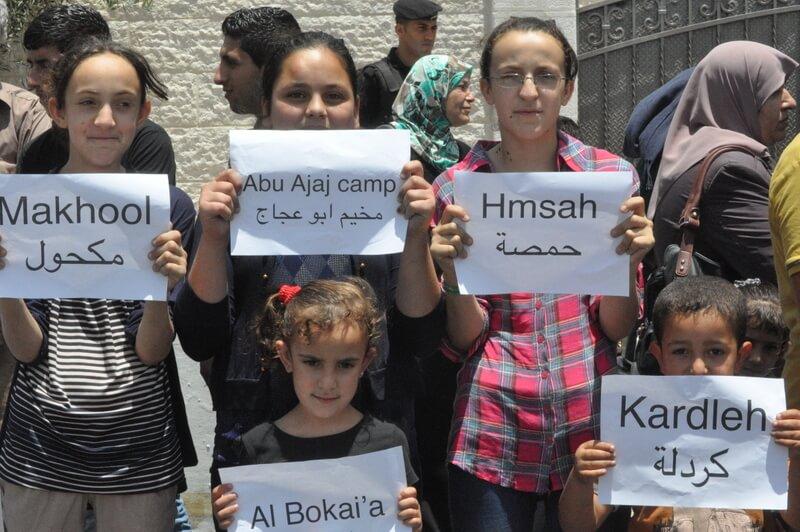 Photo: Jordan Valley Solidarity