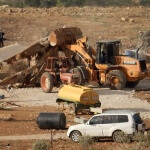 Demolition in Al Hadidiya