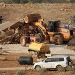 Update: Demolitions in Al Hadidiya