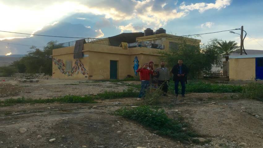 JVS house in Fasayil