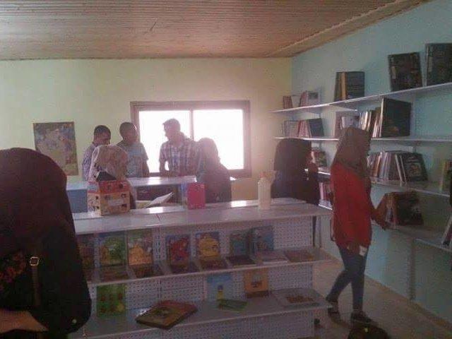 Jordan Valley library opens