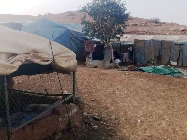 Israeli army preparing to destroy two communities in Jordan Valley – please take urgent action